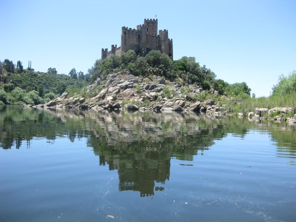 Almourol_Castle