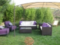 Pool furniture (3) small