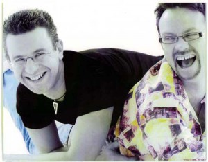Keith and Torsten